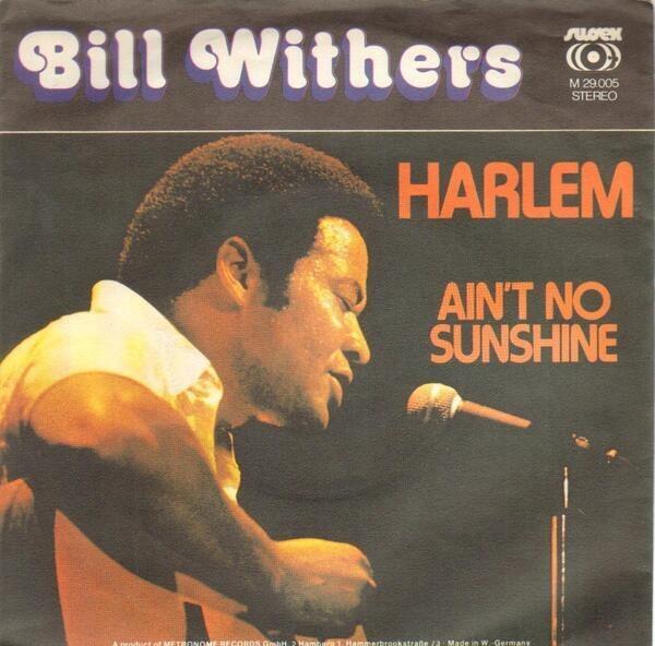 #<Artist:0x00007f81370d5240> - Harlem / Ain't No Sunshine