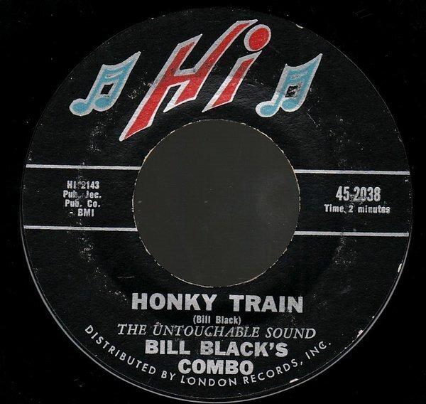 #<Artist:0x007f821d7ae620> - Movin' / Honky Train