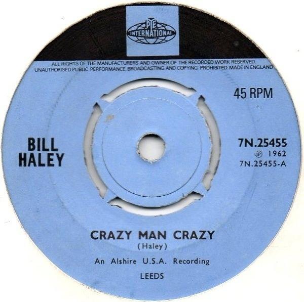 #<Artist:0x007f06786370b0> - Crazy Man Crazy
