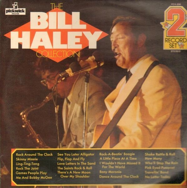 #<Artist:0x007fd615803250> - The Bill Haley Collection