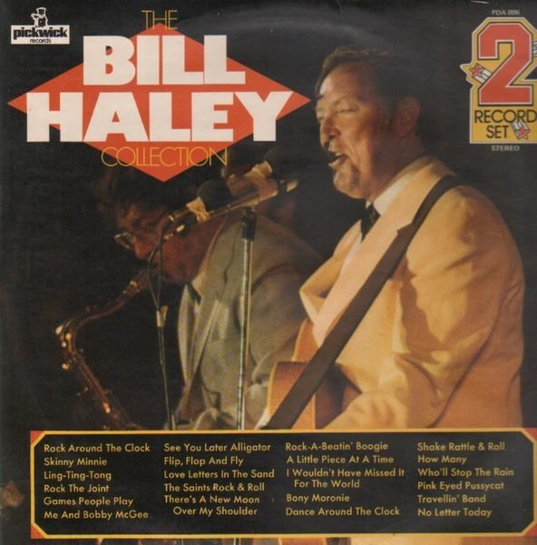 #<Artist:0x007fcf62d82c30> - The Bill Haley Collection