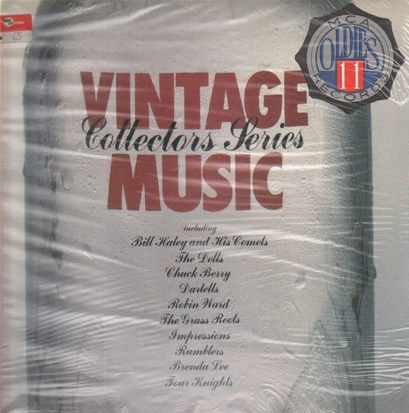 #<Artist:0x007f9eec349dc8> - Vintage Music/Collectors Series - Volume Eleven