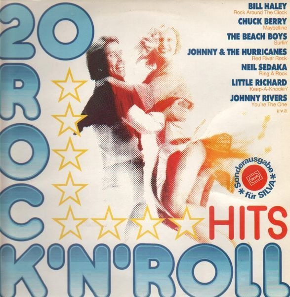 #<Artist:0x007f0b204779f8> - 20 Rock'n'Roll Hits