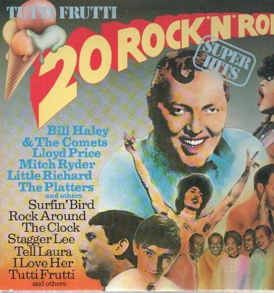#<Artist:0x007f28f1a63f08> - 20 Rock'n'Roll Super Hits