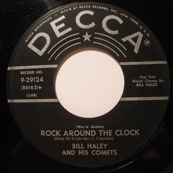#<Artist:0x007f85536bc6c0> - Rock Around The Clock / Thirteen Women (And Only One Man In Town)