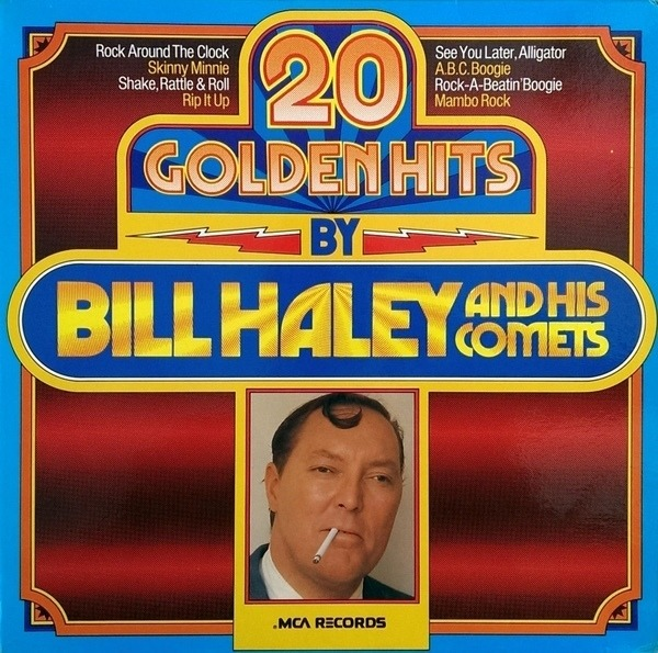 #<Artist:0x007f853957a9e8> - 20 Golden Hits By Bill Haley And His Comets