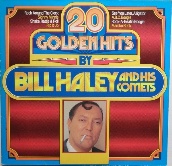 #<Artist:0x007f9e4c146b20> - 20 Golden Hits By Bill Haley And His Comets