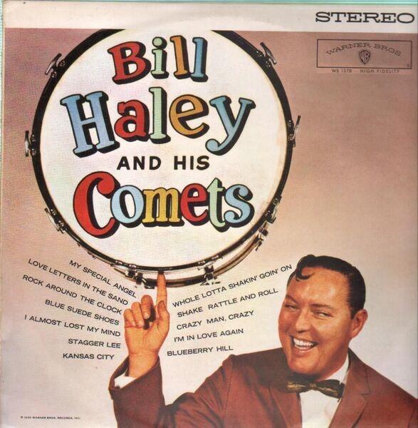 #<Artist:0x00007f651f122600> - Bill Haley And His Comets