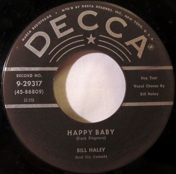 #<Artist:0x007f3cb8611240> - Happy Baby / Dim, Dim The Lights (I Want Some Atmosphere)