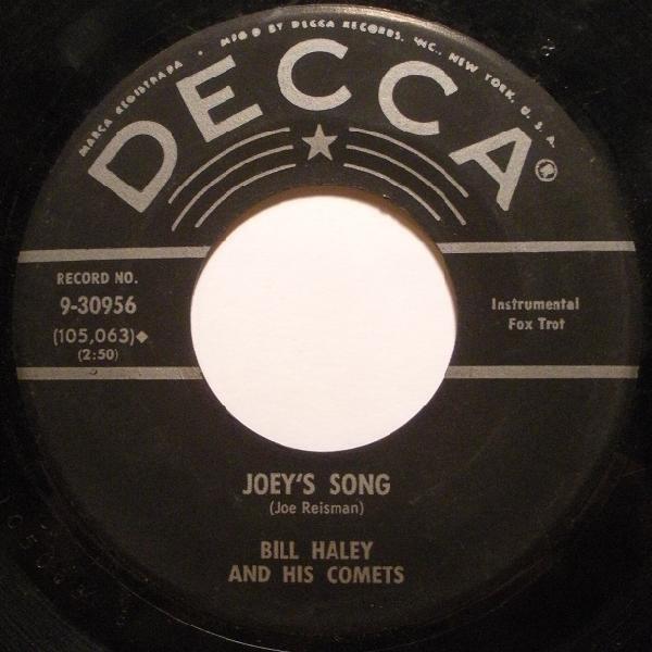#<Artist:0x007f3582a8c2f8> - Joey's Song / Ooh! Look-A There, Ain't She Pretty