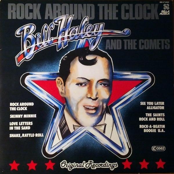 #<Artist:0x007f82362b9bb0> - Rock Around the Clock
