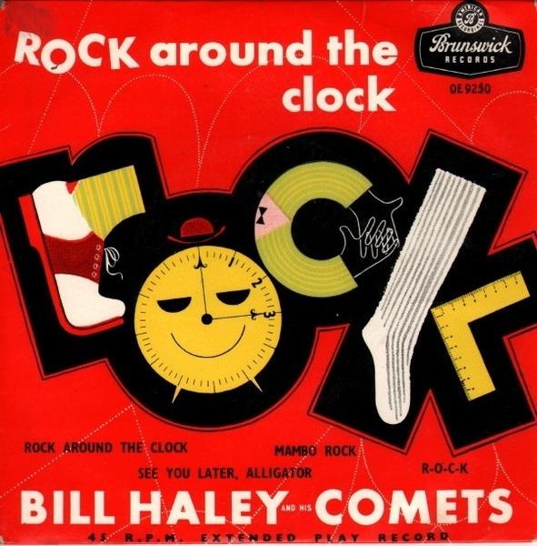 #<Artist:0x007f5d203ccba0> - Rock Around the Clock