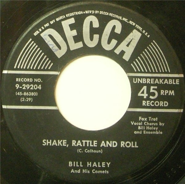#<Artist:0x007f7037c08268> - Shake, Rattle And Roll / A. B. C. Boogie