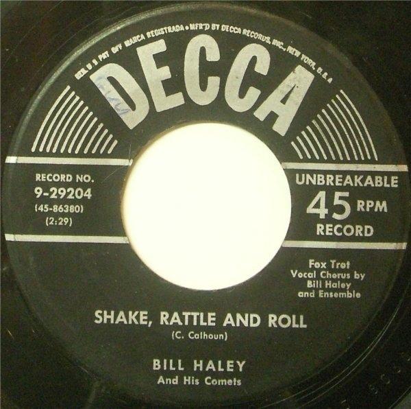 #<Artist:0x007f9b7ac6c2e0> - Shake, Rattle And Roll / A. B. C. Boogie