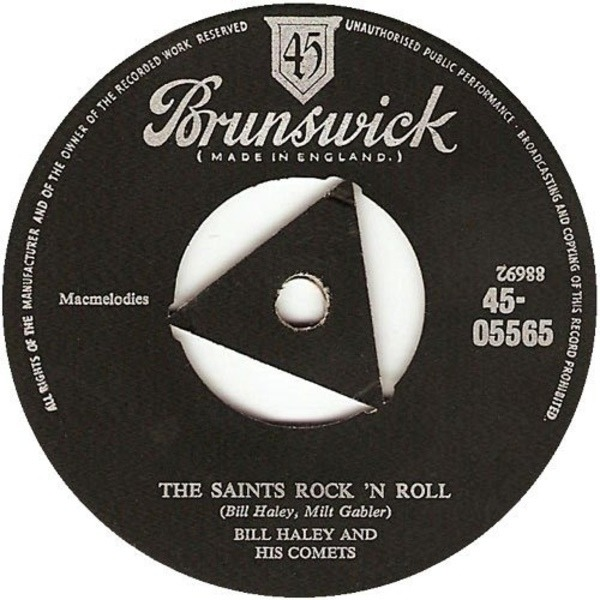 #<Artist:0x007f14cde3a420> - The Saints Rock 'N Roll