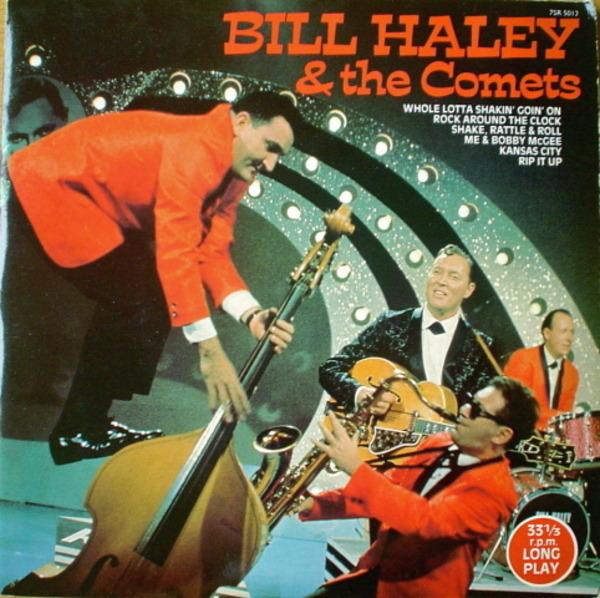 #<Artist:0x007f55aeceeef0> - Bill Haley & The Comets