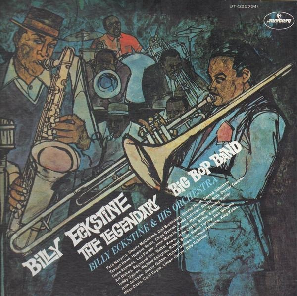 #<Artist:0x007efd46889010> - The Legendary Big Bop Band