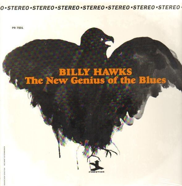 billy hawks the new genius of the blues