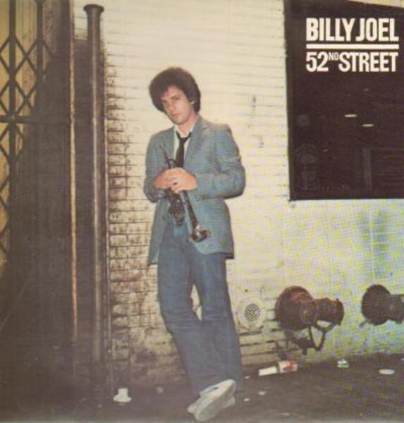 Billy Joel - 52nd Street EP