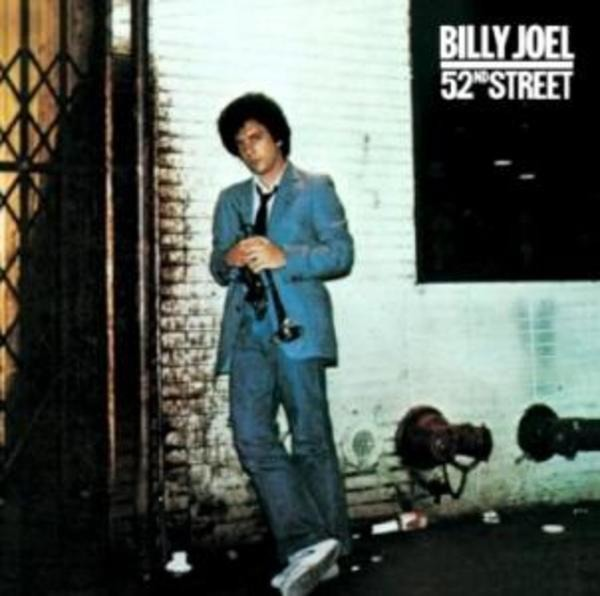 Billy Joel - 52nd Street LP