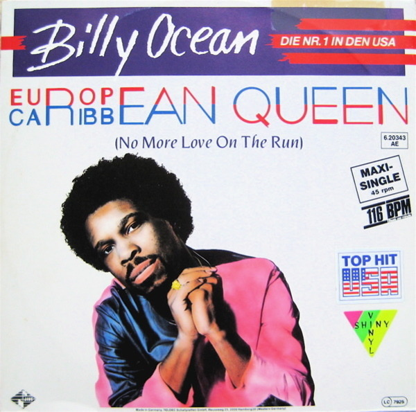 #<Artist:0x007fa224be6310> - European Queen (No More Love On The Run)