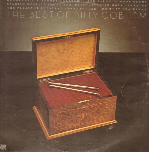 #<Artist:0x00007fce5d8e5e80> - The Best of Billy Cobham