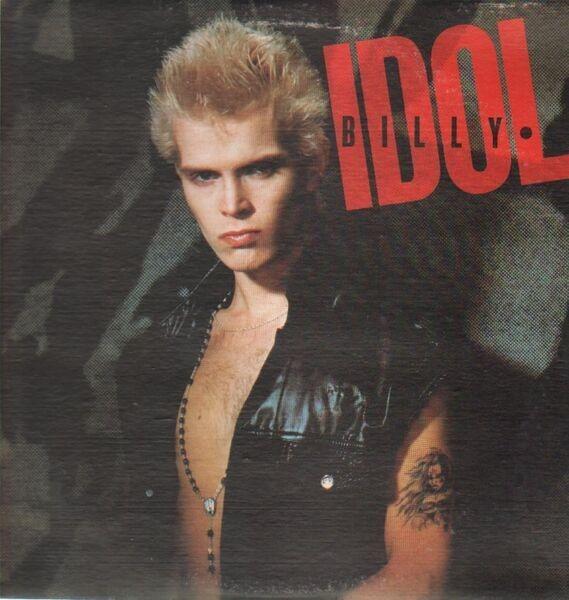 #<Artist:0x00000007cc2160> - Billy Idol