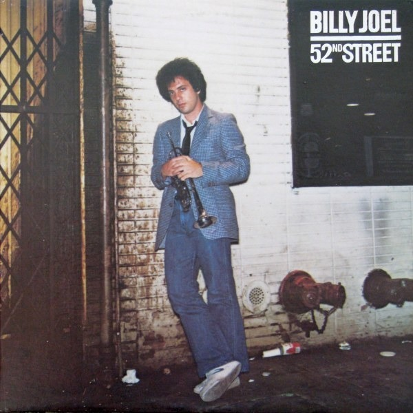 Billy Joel - 52nd Street EP