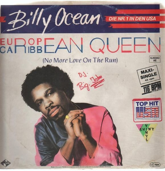 #<Artist:0x007fcf5554e3c8> - European Queen (No More Love On The Run)