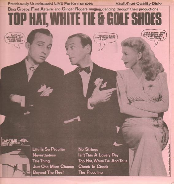 Top Hat By Bing Crosby Fred Astaire Ginger Rogers Lp With Paskale Ref 2300024422