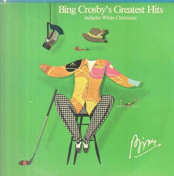 #<Artist:0x000000000799d390> - Bing Crosby's Greatest Hits (Includes White Christmas)