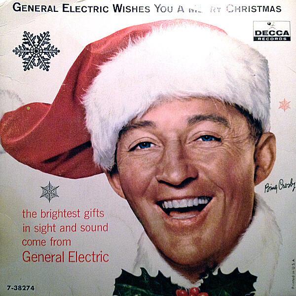 Bing Crosby Merry christmas (Vinyl Records, LP, CD) on CDandLP