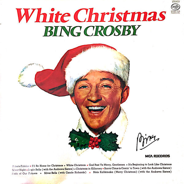 #<Artist:0x007f5c708b2710> - White Christmas