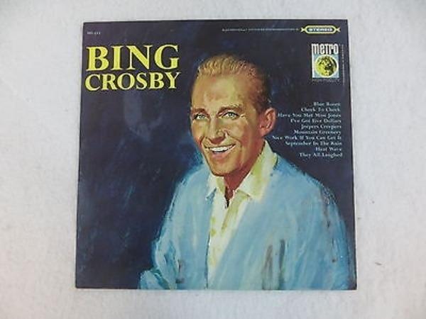 #<Artist:0x007f368fc2fb88> - Bing Crosby