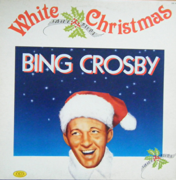 White christmas by Bing Crosby, LP with