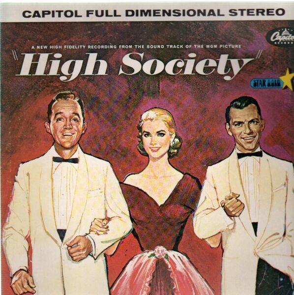 #<Artist:0x007f18d9f78bd8> - High Society