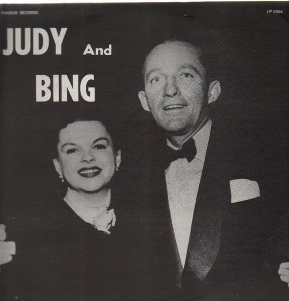 BING CROSBY AND JUDY GARLAND - Mail Call, Vol. 2 (STILL SEALED) - LP