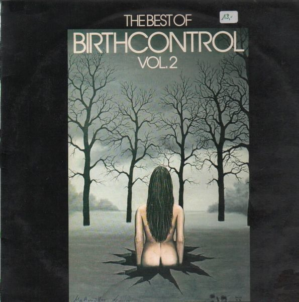 #<Artist:0x007fcf75cc4e20> - The Best Of Birthcontrol Vol. 2