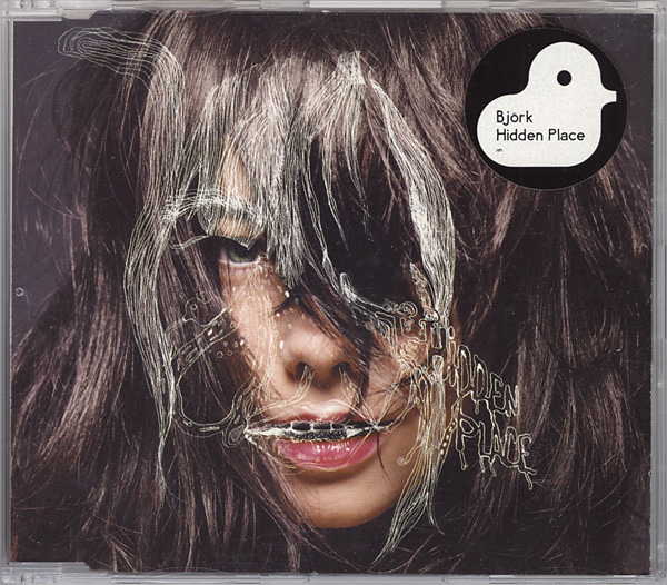 BJÖRK - Hidden Place - CD single