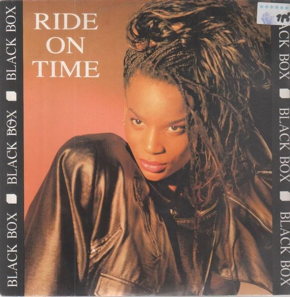 BLACK BOX - Ride On Time - 12 inch x 1