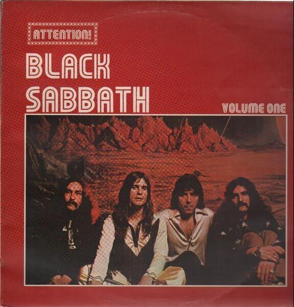 #<Artist:0x00007fcea49350b0> - Attention! Black Sabbath! Vol. 1