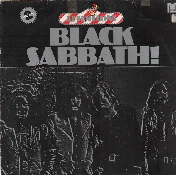 #<Artist:0x007f8f952d08a8> - Attention! Black Sabbath! Vol. 2