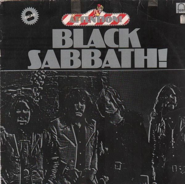 #<Artist:0x00000005925428> - Attention! Black Sabbath! Vol. 2