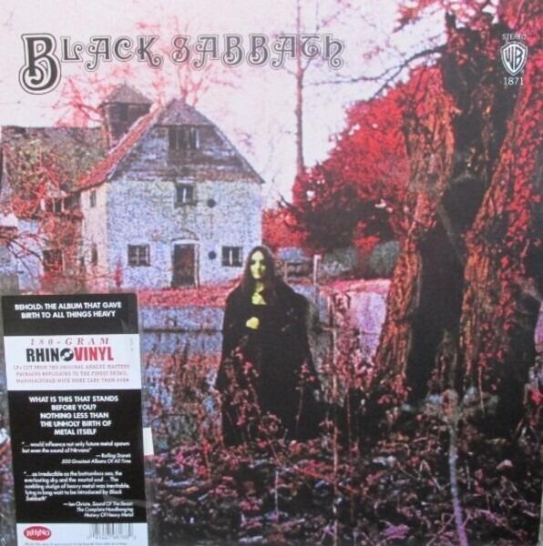 #<Artist:0x007f06fdbdf438> - Black Sabbath