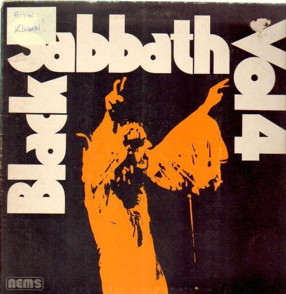 #<Artist:0x007f8929180880> - Black Sabbath Vol 4