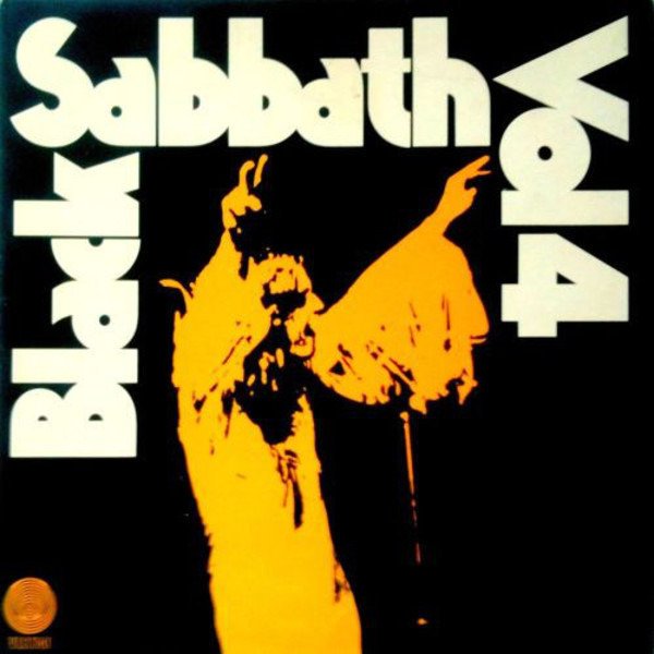 #<Artist:0x007fa8a73707d8> - Black Sabbath Vol 4