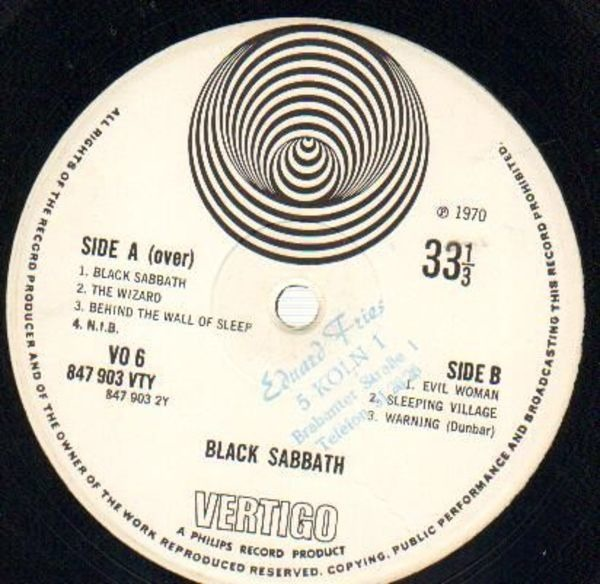 #<Artist:0x007f821f3d57b8> - Black Sabbath