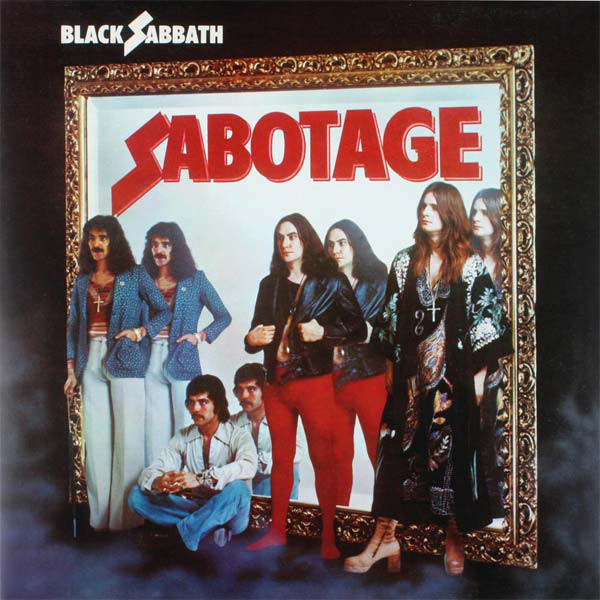 #<Artist:0x007ff3627b44d8> - Sabotage
