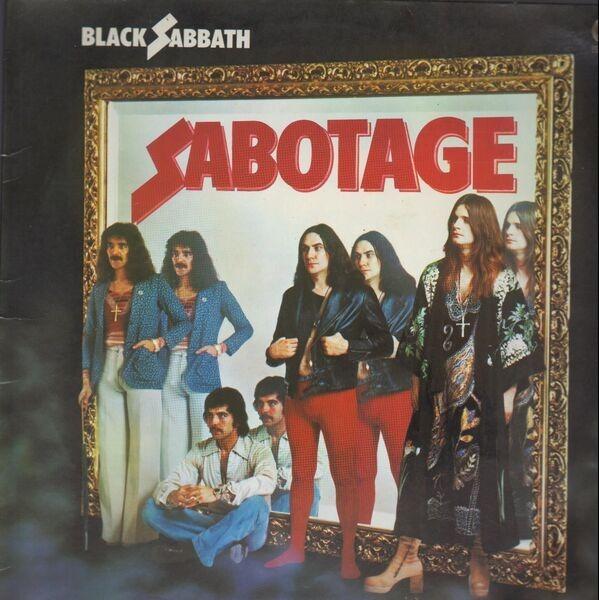 #<Artist:0x007f29b0f2a040> - Sabotage