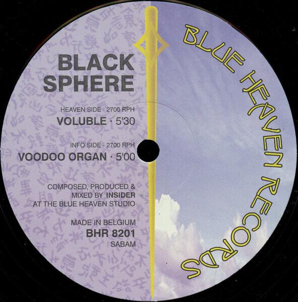 Black Sphere voodoo organ